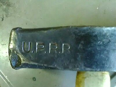 union pacific railroad hammer..engraved