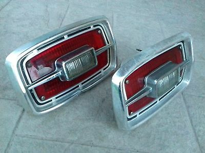 1966 Ford Fairlane Tail Lights