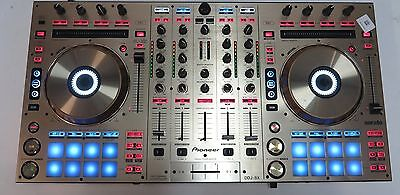 AS-IS Pioneer DDJ-SX-N Gold Limited Edition DJ Controller (no power supply)