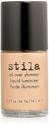 STILA all over shimmer liquid luminizer in bronze shimmer - 14.1ml BOXED