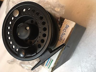 Shakespeare Mustang Spring Drag Trout Fly Reel 4/5#