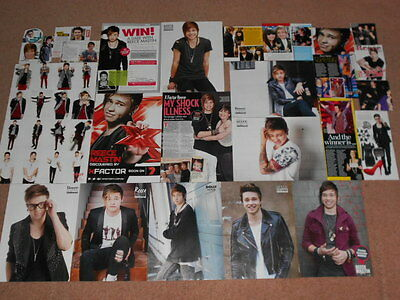 25+ REECE MASTIN Magazine Clippings