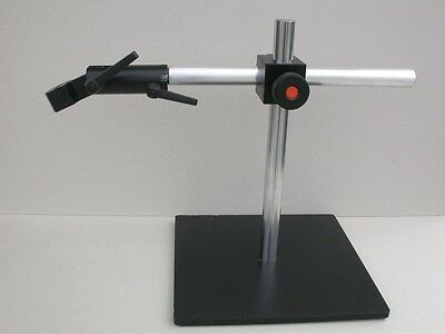 Boom stand for Wild Leica M3 stereo microscopes