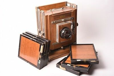 13X18 cm Studio Camera by Gilles-Faller.