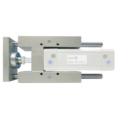 KRF-100X100-1, CYLINDER GUIDE ISO15552 100X100 BB, Kelm Cylinders & Mountings
