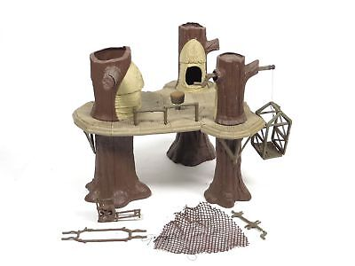 Star Wars ROTJ Ewok Village Tree House Play Set 1983 Kenner for Parts