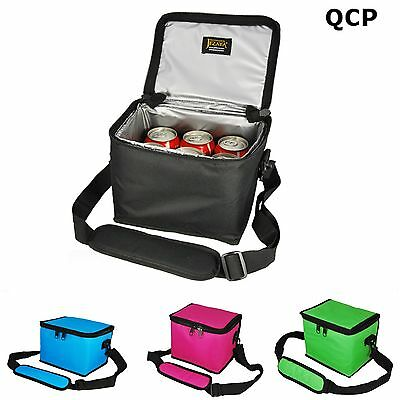 Insulated Cooler Bag- Lunch Bag - Beach/picnic/ Camping/ Drinks Bag