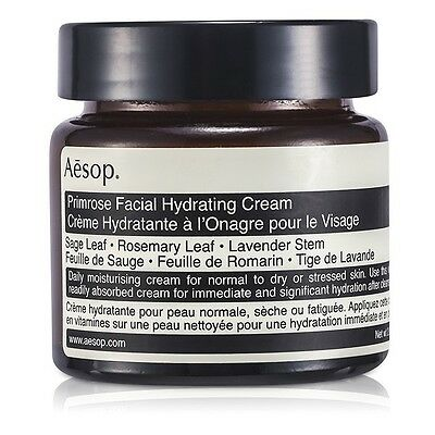 Aesop Primrose Facial Hydrating Cream 60ml Womens Skin Care