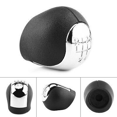 5 Speed Gear Shift Knob Stick For Vauxhall Opel Vectra C B Corsa Astra T07 02-05