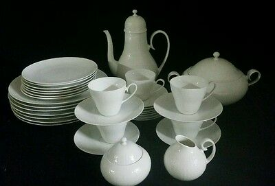 Dinner service for (5)  Rosenthal Studio Line Romance Wiinblad design