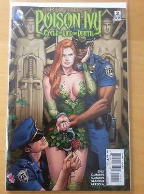 Poison Ivy: Cycle Of Life & Death 2,  Nm- 9.2 1St Print, 1St App Ivy's Daughters