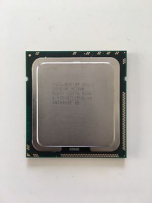 Intel Xeon CPU X5670 2.93GHz, SLBV7, 6 Core, 12M Cache, 6.40 GT/s Intel QPI