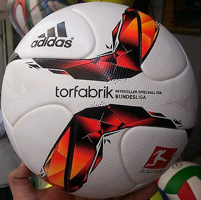 100% Original Adidas Torfabrik Fifa Approved Official Match Ball Size 5. 6 Panel