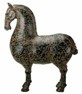 Ancient Chinese Han Dynasty Prosperity Horse Equine Figurine Loyalty & Victory