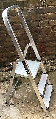 *** Good Condition 3 Tier (59 cm ) Stepping Ladder (Youngman) ***