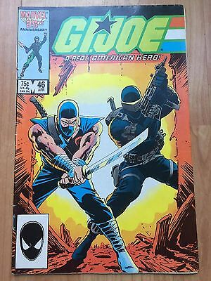 G.I. JOE Marvel Comics #46