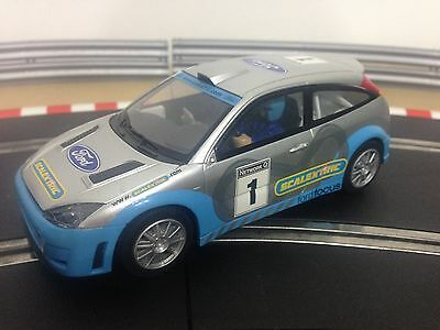 Scalextric Car Ford Focus No1 C2405
