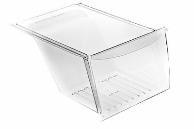 Refrigerator Crisper Pan Single Drawer Genuine replacement Part