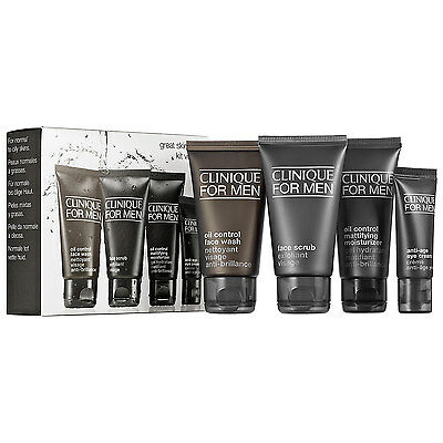 Clinique Great Skin To Go Oil Control Essentials Kit