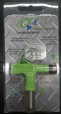 Q-Tech Airless Spray Tip Contractor Size 533