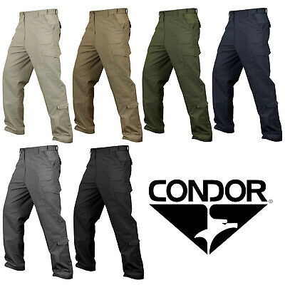 Condor Sentinel Tactical Military Style Cargo Pants - ALL COLORS AND SIZES #608