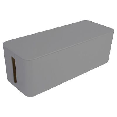 Wrapt Up Powerboard Cable Box Grey