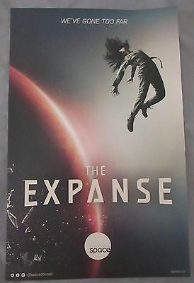 The Expanse TV Show Promo Poster Fan Expo Comic Con 2016 11 x 17