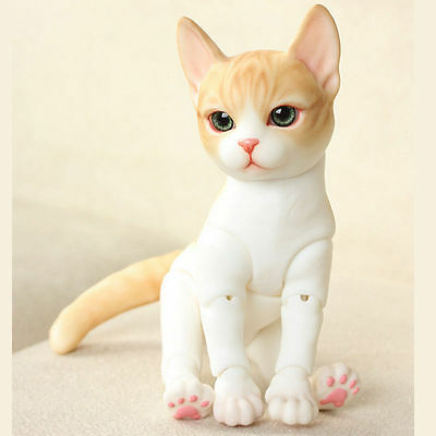 Gift 1/8 Pet Cat Kitten Photography Props Decorations For BJD Doll SD Doll