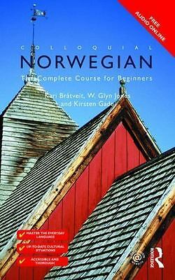 Colloquial Norwegian : A Complete Language Course: By Hayford Oleary, Margare...