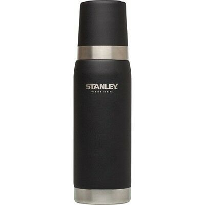 Stanley Master 0.7l Unisex Accessory Flask - Black One Size