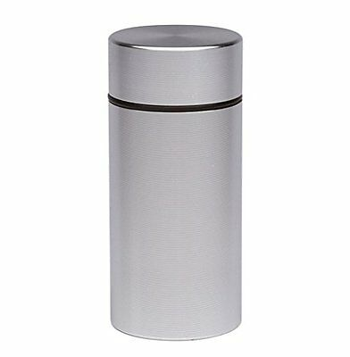 Herb Container Airtight Smell Proof Aluminum Stash Jar Weed Bud Storage 420 New