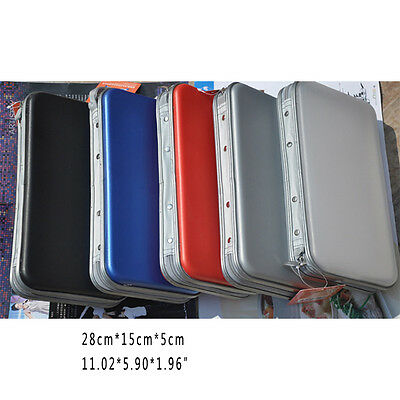 NEW 80 CD DVD Carry Case Disc Storage Holder CD Storage Box for In Car 7995