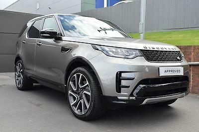 Land Rover Discovery 2017 Diesel SW 3.0 TD6 HSE Luxury 5dr Auto 4x4