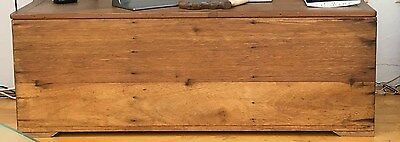 Solid Timber Comtemporary Chest