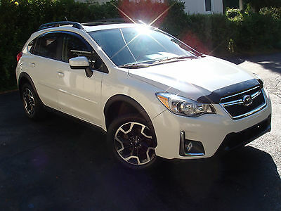 2016 Subaru XV Crosstrek XV 2016 Subaru Crosstrek 2.0i Premium AWD Backup Cam Cold Weather Package Must See!