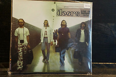 The Doors - Live In Vancouver 1970   2 CDs