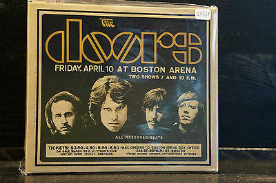 The Doors - Live In Boston 1970   3 CDs