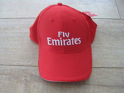 Fly Emirates Cap Melbourne Cup Red