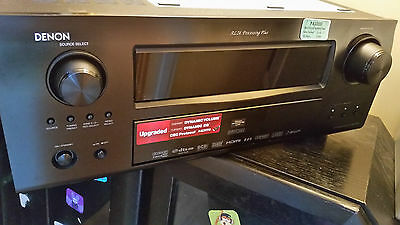 Denon AVR-3808 24 Processing Plus Dolby DTS Personal Memory Recorder