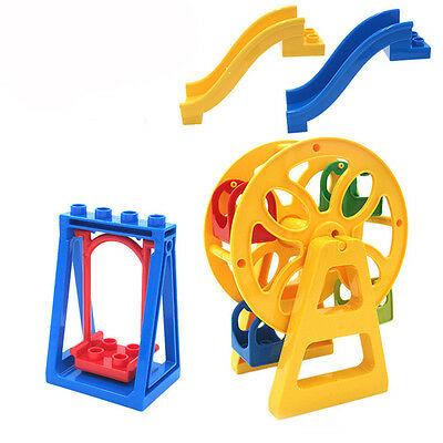 Children Educational Building Blocks Baby Wooden Puzzle Toy Early Learning A*