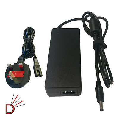 AC Power Adapter Laptop Charger for HP Pavilion 15-ab254sa + MAINS CABLE CORD