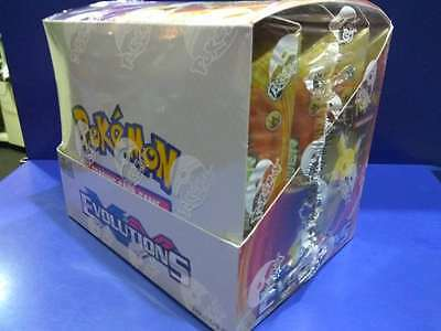 Pokemon - XY EVOLUTIONS Theme Deck. whole set(8 decks) TCG Sealed