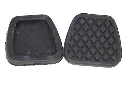 2x ROVER CLUTCH BRAKE PEDAL RUBBER SUG100000 25 45 MG ZT ZR ZS 200 400 800