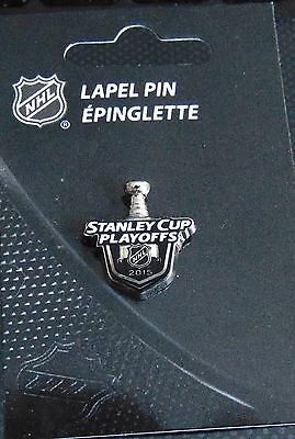 2015 Stanley Cup Playoffs NHL Hockey  Pin Lapel Epinglette