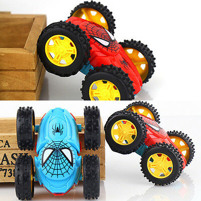 New Wholesale Helicopter Spider-Man Duplex Sided Dumpers Aircraft Toys Children