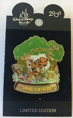 Disney Tigger From Winnie The Pooh Spring Is In The Air Pin Le5000