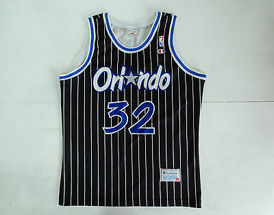 Champion Orlando Magic O'neal Vintage Shirt Nba Jersey Basket