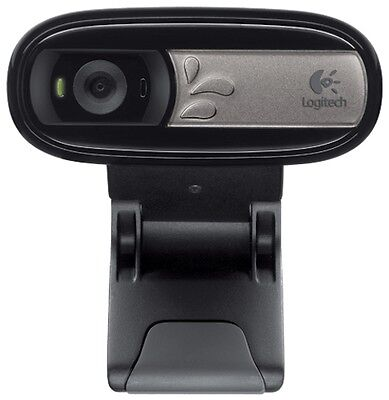 Logitech Webcam Logitech C170 5MPX Mic Black
