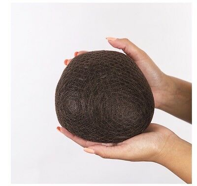 *** Hair Padding Hair Stuffing Chignon Maker BLACK ***