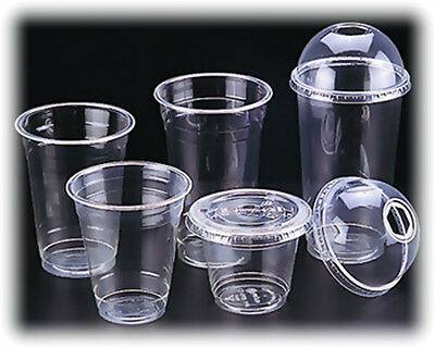 Compostable Biodegradable 20oz Clear Cold Cup (600/cs)